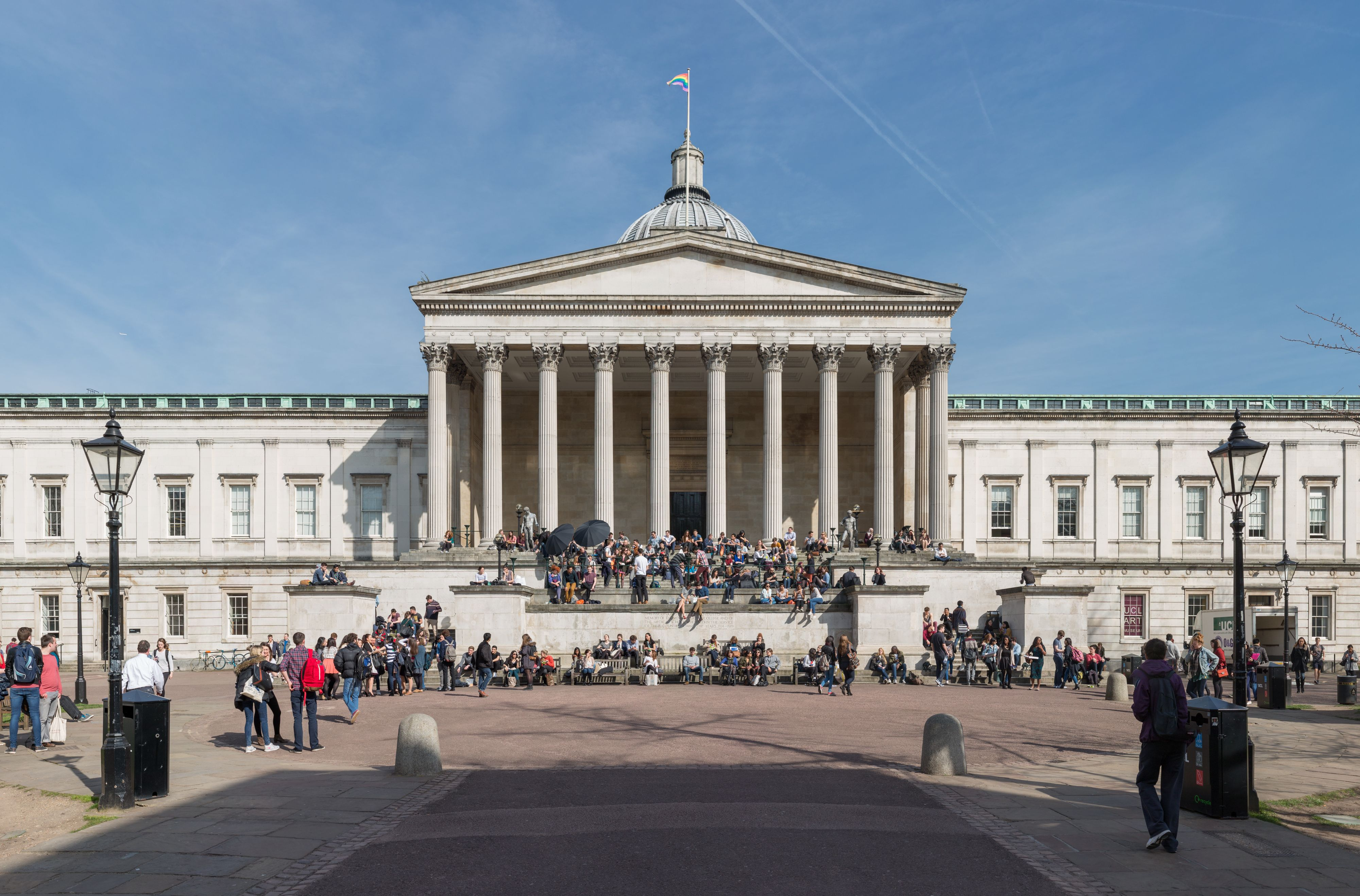 Ucl Direct Enrollment With Api In London Review Universitas Api Eropa