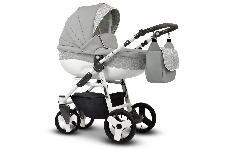 Vega Cosmo Alu Eko Mix Wozek Gleboki Mega Gratisy 7164525115 Allegro Pl Wiecej Niz Aukcje Newborn Stroller Travel System Baby Prams