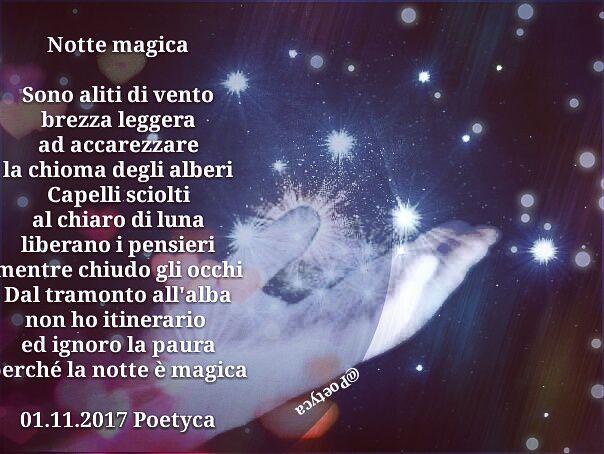 Notte Magica Immagini.Notte Magica