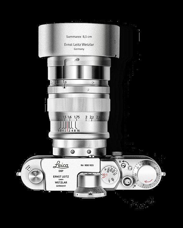 Leica M9 Titanium Illustration on Behance
