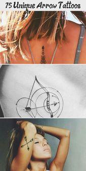 Photo of 75 Unique Arrow Tattoos – Temporary Tattoo Small Watercolor Arrow Tattoos …