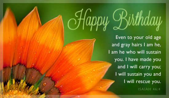 Free Happy Birthday ECard