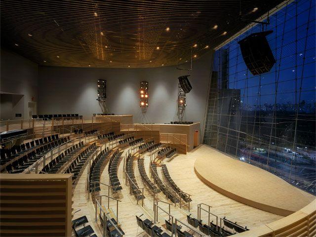 The Allen Room Lincoln Center In New York Glass Lots Of Glass Jazz At Lincoln Center Lincoln Center Jazz