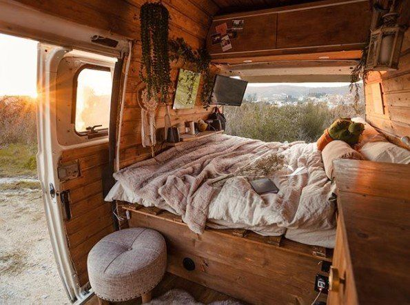 Photo of These 19 Converted Vans And Buses Will Give You A Serious Case Of Wanderlust