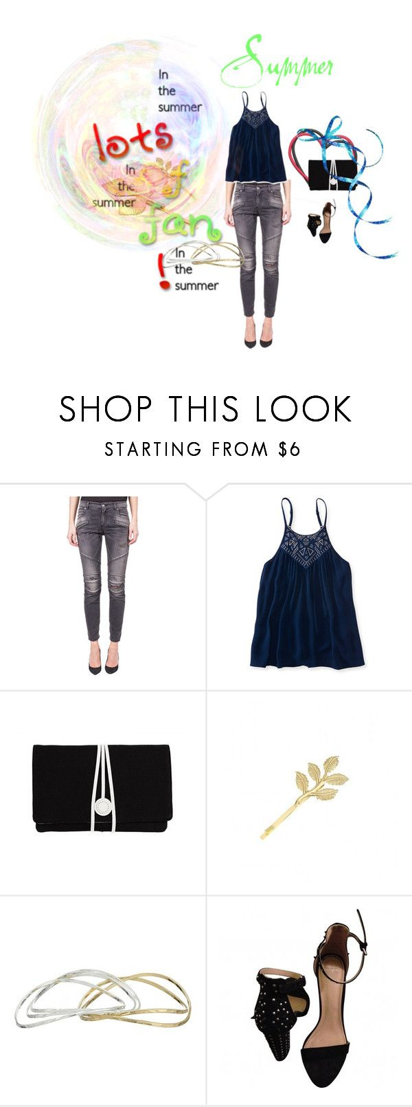 """Casual Chic 3"" by papillon-ze-cat ❤ liked on Polyvore featuring Pierre Balmain, Aéropostale, Torula Bags, Robert Lee Morris and Zara"
