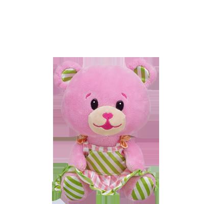 Sweetie Pie smallfrys® Stripes-A-Lot Bear - Build-A-Bear Workshop US