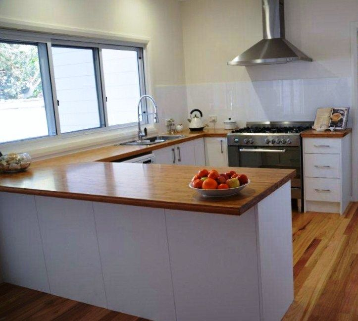 love the bamboo benchtop | DIY | Kitchen, Kaboodle kitchen bunnings
