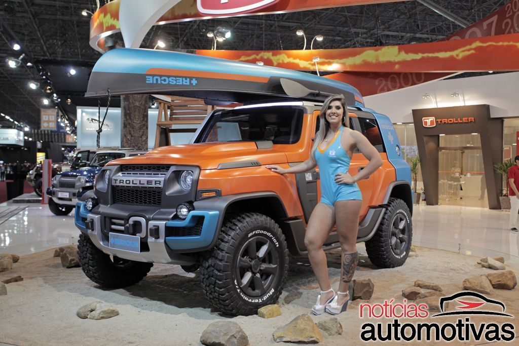2019 Jeep Wrangler >> Troller T4 | TF - SUV | Pinterest | Offroad, 4x4 and Cars