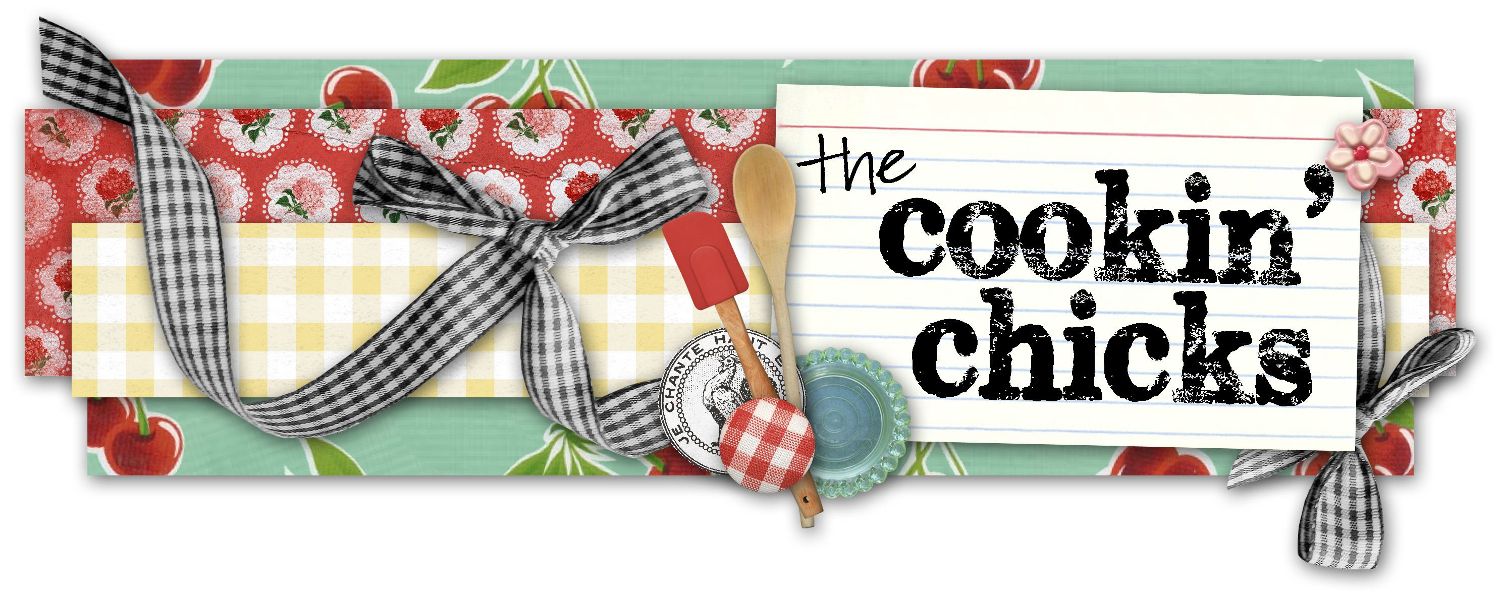 The Cookin Chicks blog for yummy recipes!! : )  Also on FB!!