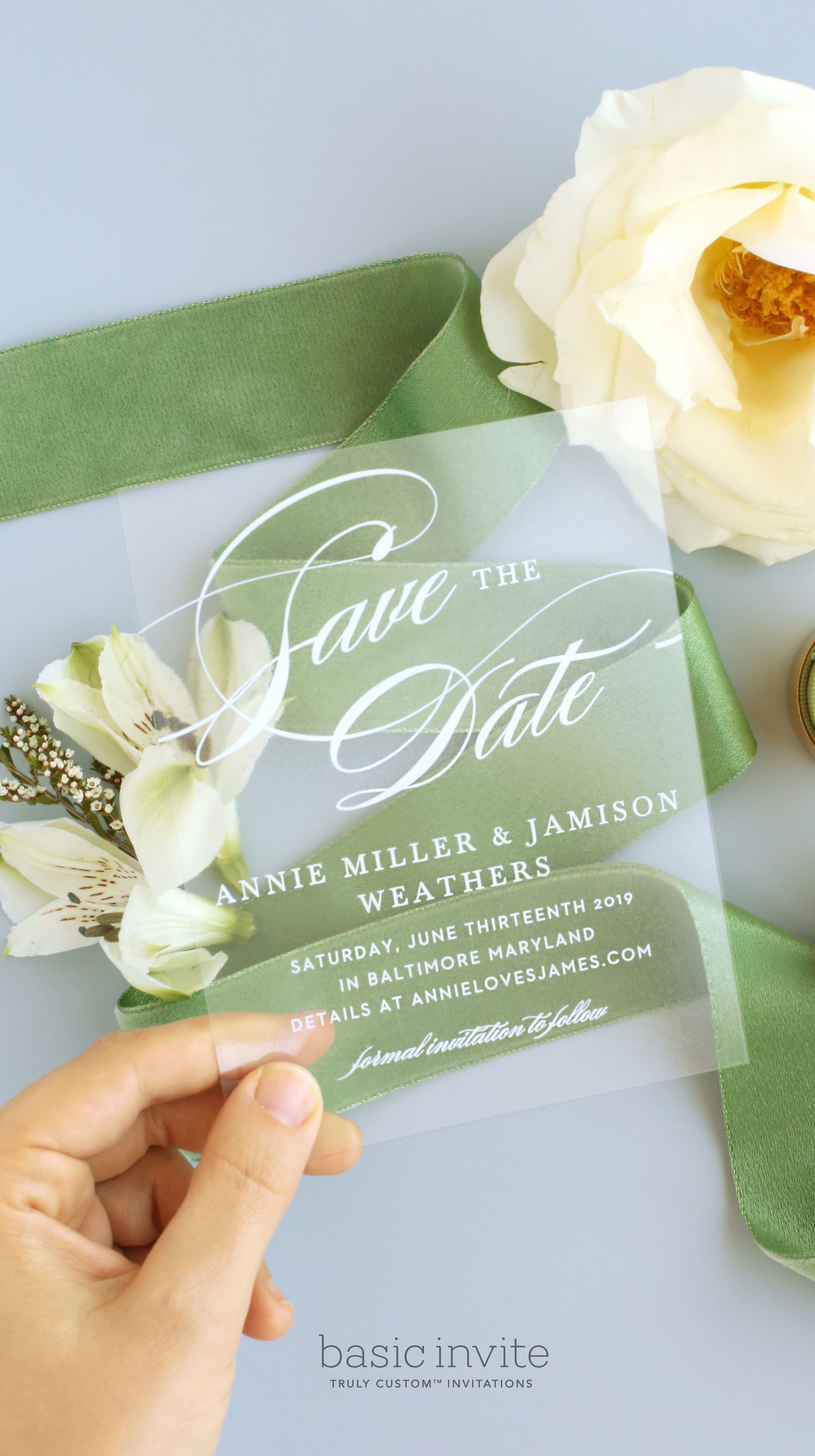 Pin On Save The Date Cards
