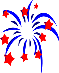 4th of july clipart black and white clipart panda free clipart