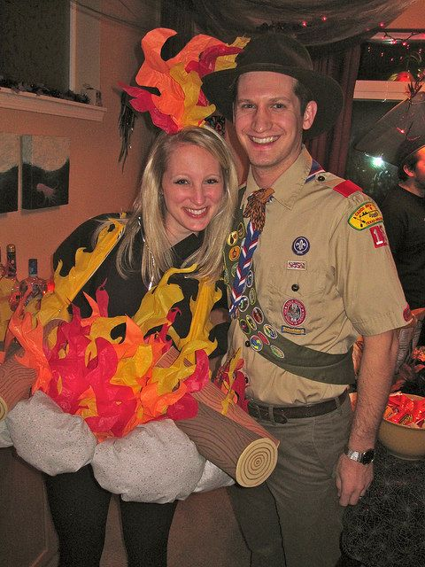 Camping Costume Ideas