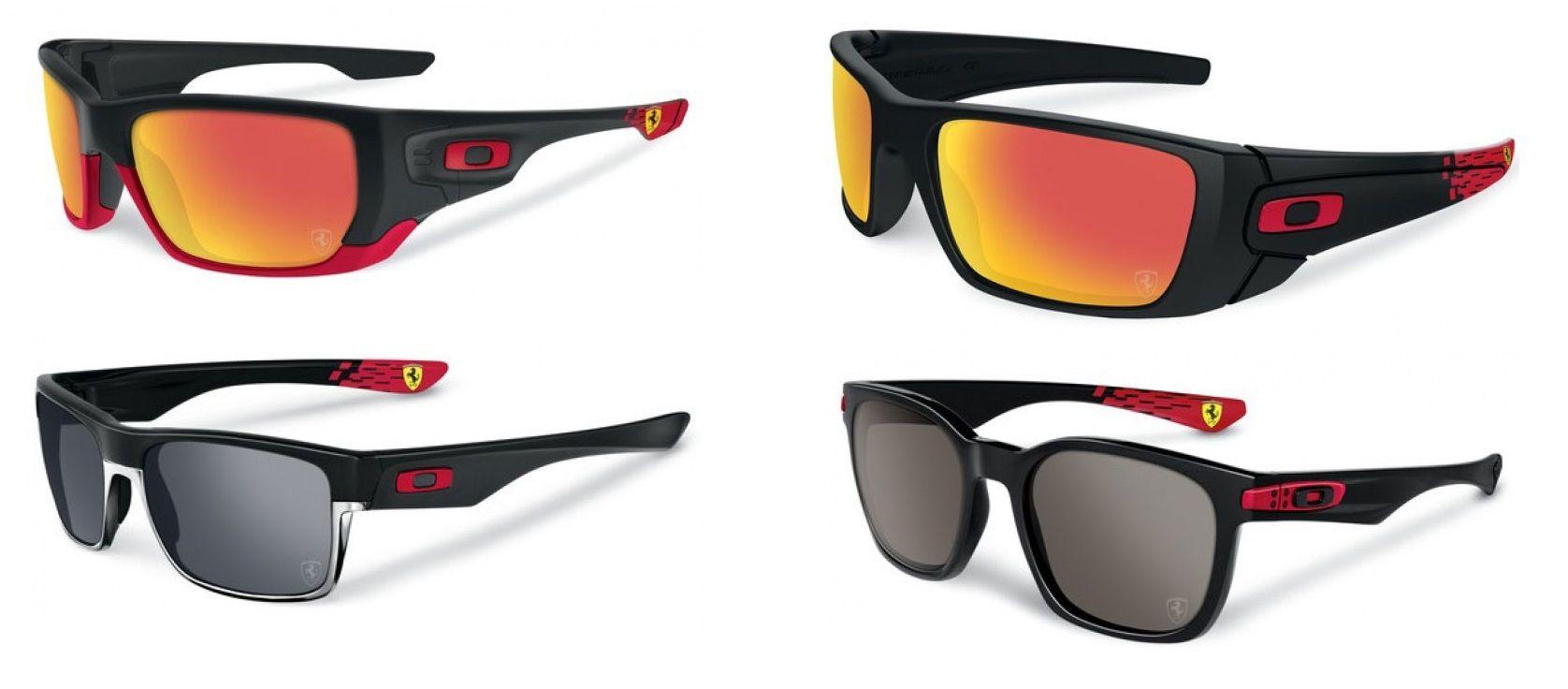 c13fb44ae Chek out Oakley Special Edition Scuderia Ferrari® Sunglass Collection.
