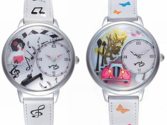 timepieces orologi