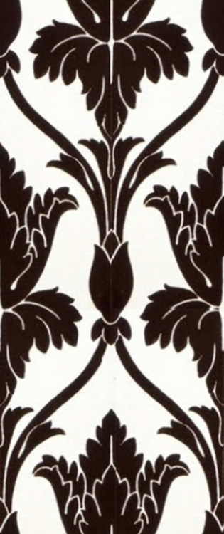 How to make a stencil of the gorgeous wallpaper from BBC's Sherlock. Because I don't have £80 to buy it for realsies. From the tumblr - It's an experiment, ...