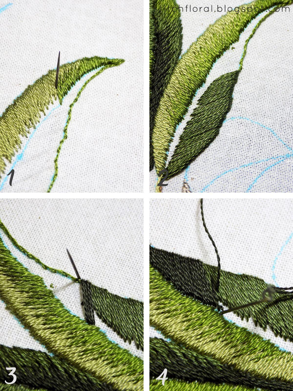 Magnolia Stitch Along Part 2