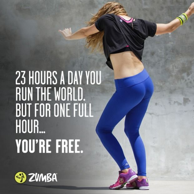 Zumba Fitness Quotes: The New Zumba Manifesto