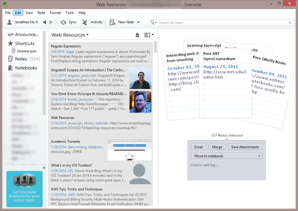 Best Way to Migrate From Evernote To Microsoft OneNote