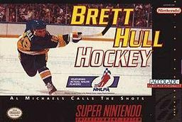Brett Hull Hockey All Super Nintendo Games: List of SNES Console Games Video Games. #snes #nintendo #fun #gaming #super #classicgames #games #geek #nerd #oldskool #retro #synergeticideas #pins #pinterest