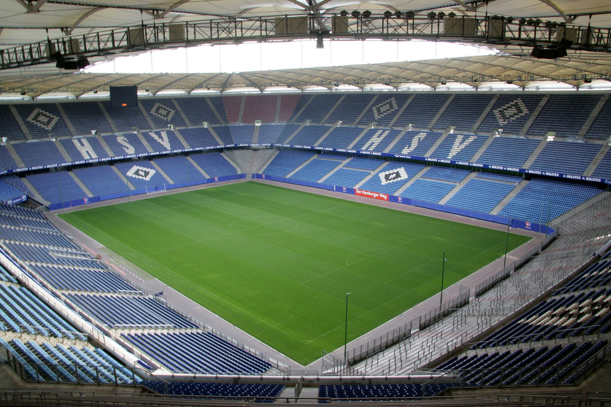 Volkspark Hamburg Stadion