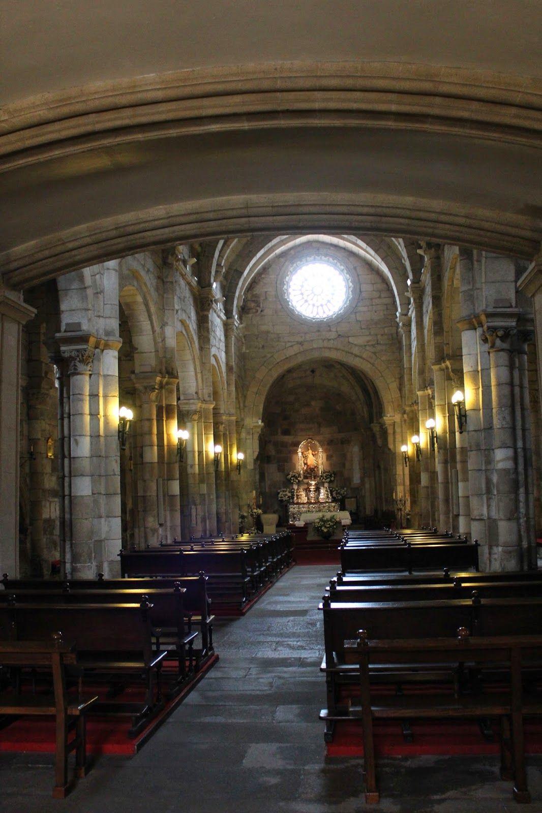 Iglesia Colegiata De Sta María Del Campo Interior Campo Iglesia Ciudades