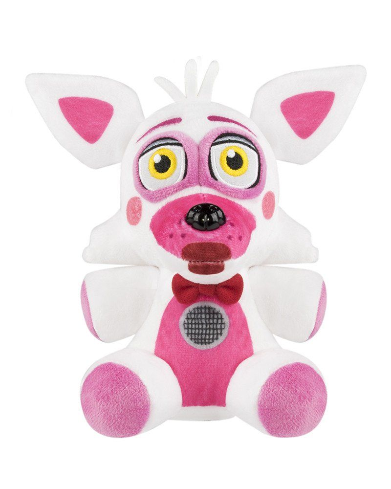 How to make your own five nights at freddys foxy plush - Five Nights At Freddy S Plush Sister Location Funtime Foxy 6