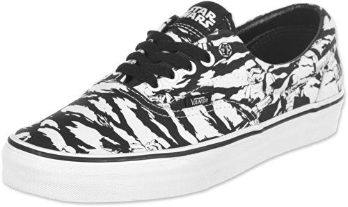 87b9c9946dfdf2 The Vans Era Limited Edition Star Wars Darkside Stormtrooper Camo Low Top  Shoes Have that Fresh Style and Everyday Comfort.
