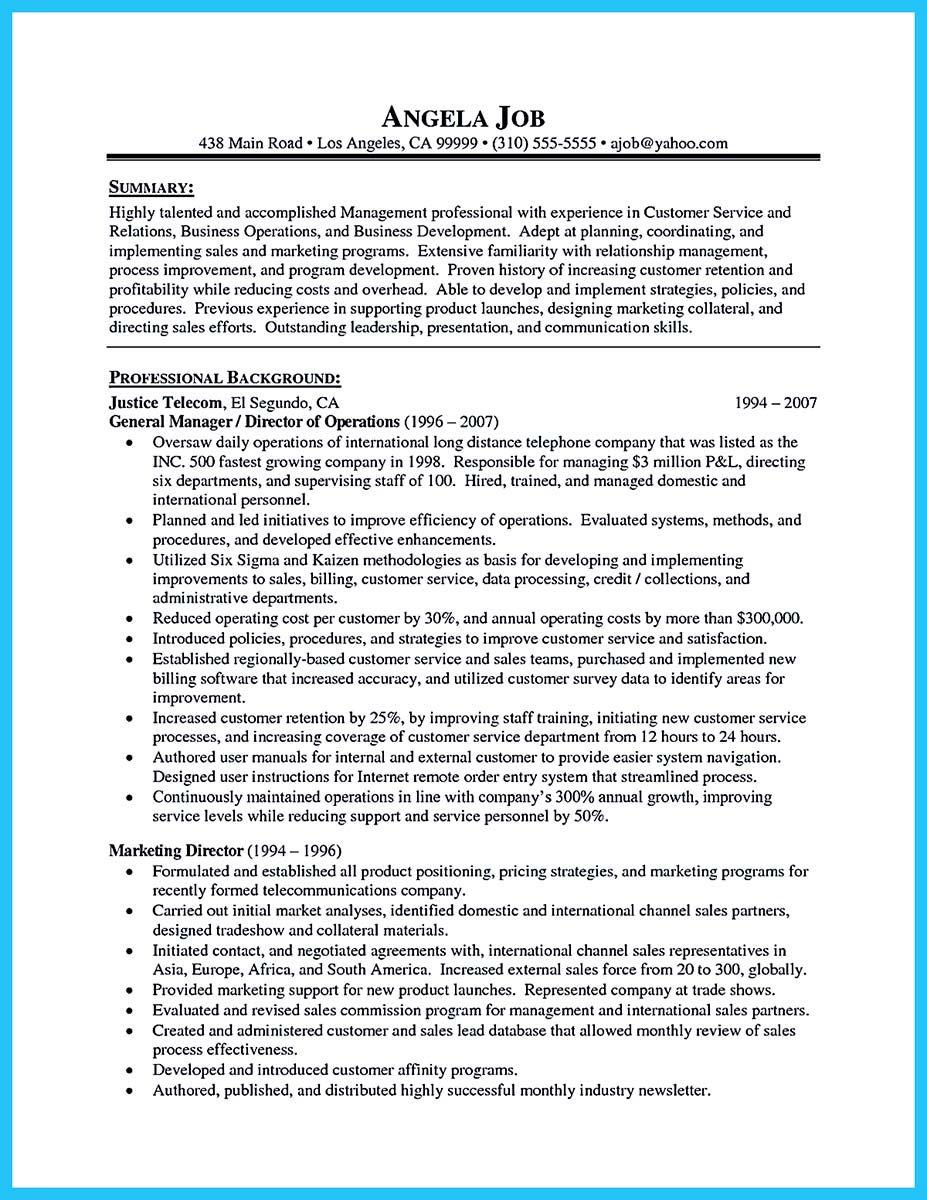 Well Written CSR Resume to Get Applied Soon Resume
