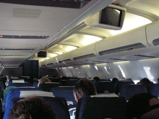 Garuda Indonesia Boeing 737 500 Cabin 2007 Cabin Boeing 737 Boeing