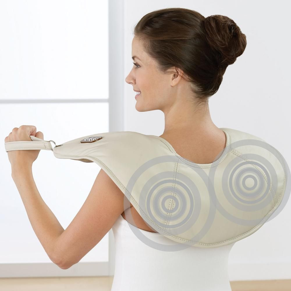 ineed Neck  Shoulder Massager I have tried it in
