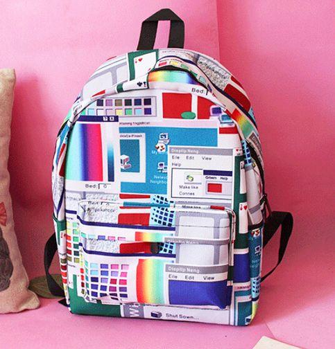 Vaporart Window's Backpack