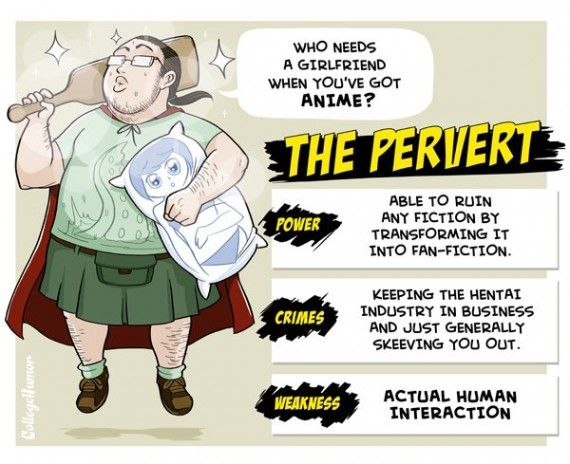 The Pervert by Caldwell Tanner