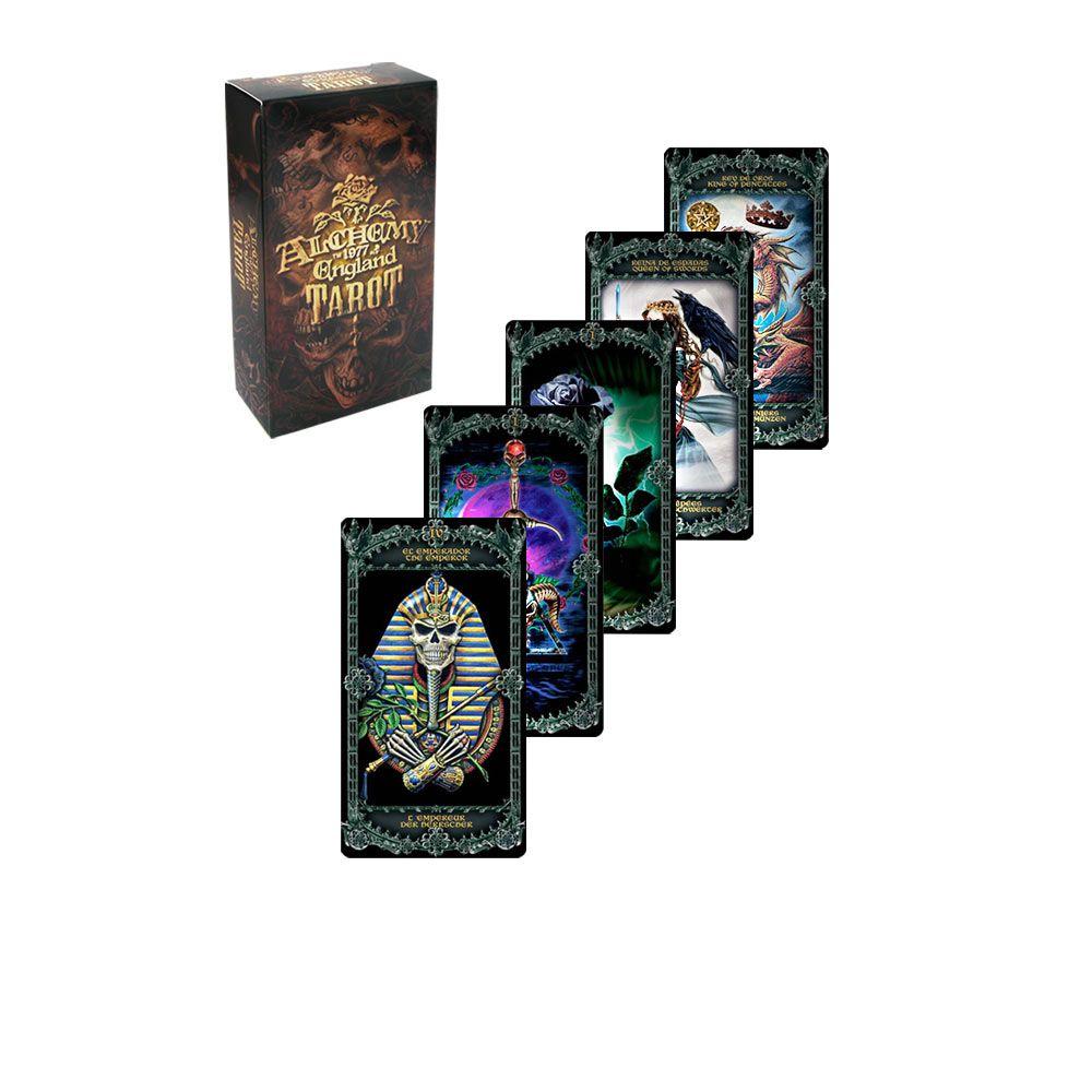 Photo of Alchemy Tarot Card Set