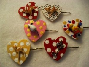 hair clips by donnakorm