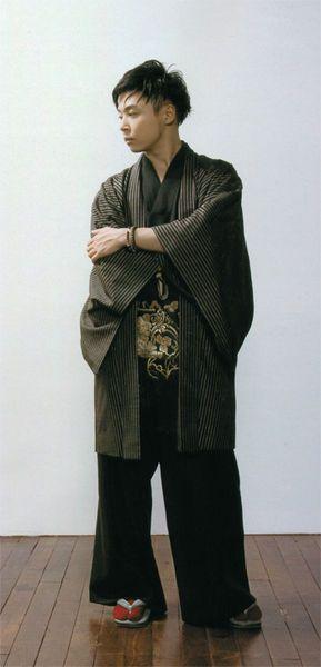 KinKi Kids 堂本剛 浴衣 Japanese Design, Kimono Fashion, Animal, Kids, Artist