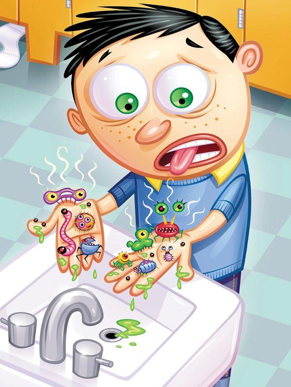 image microbes