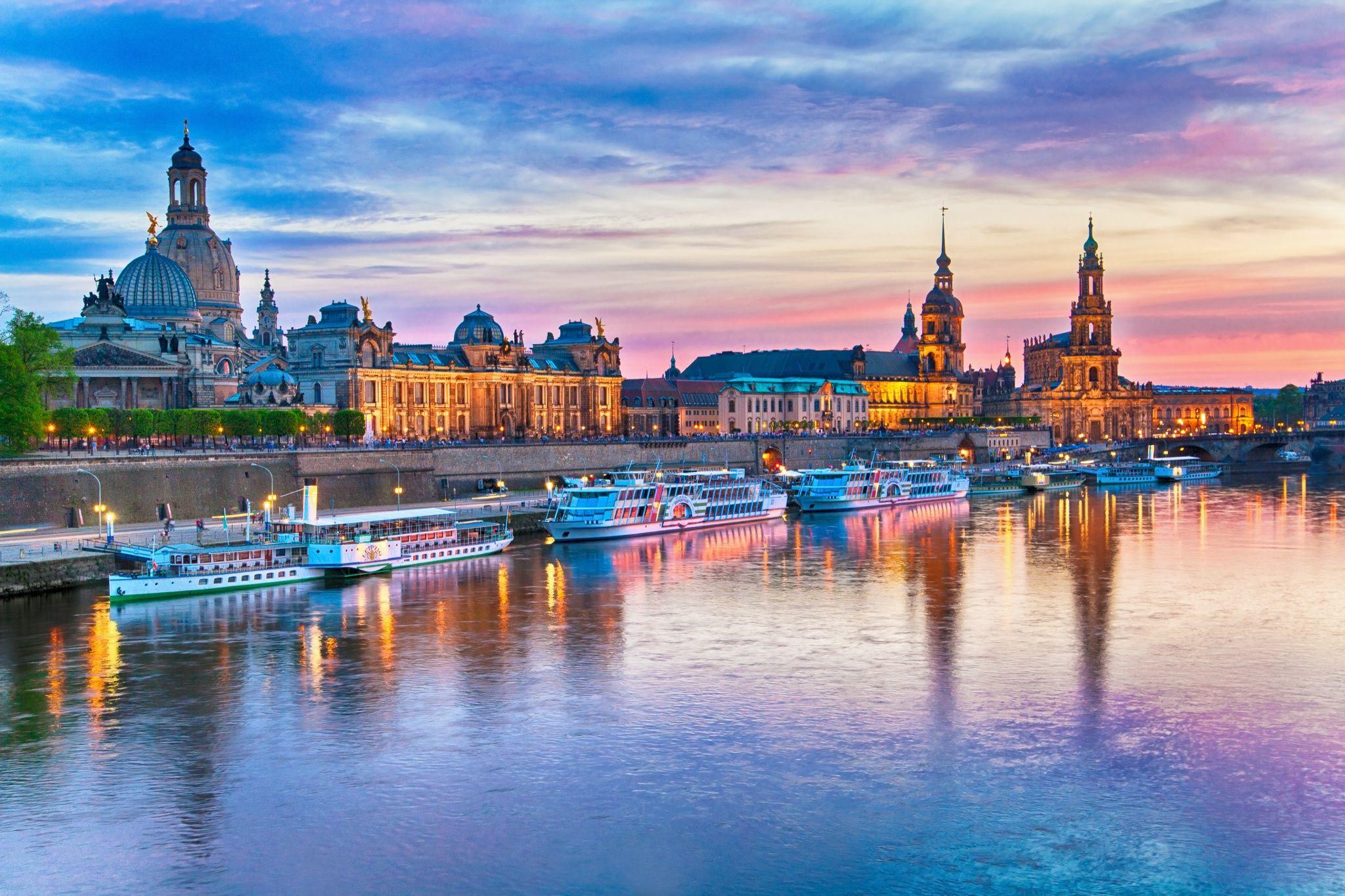 Photo Dresden by Sabine Klein on 500px