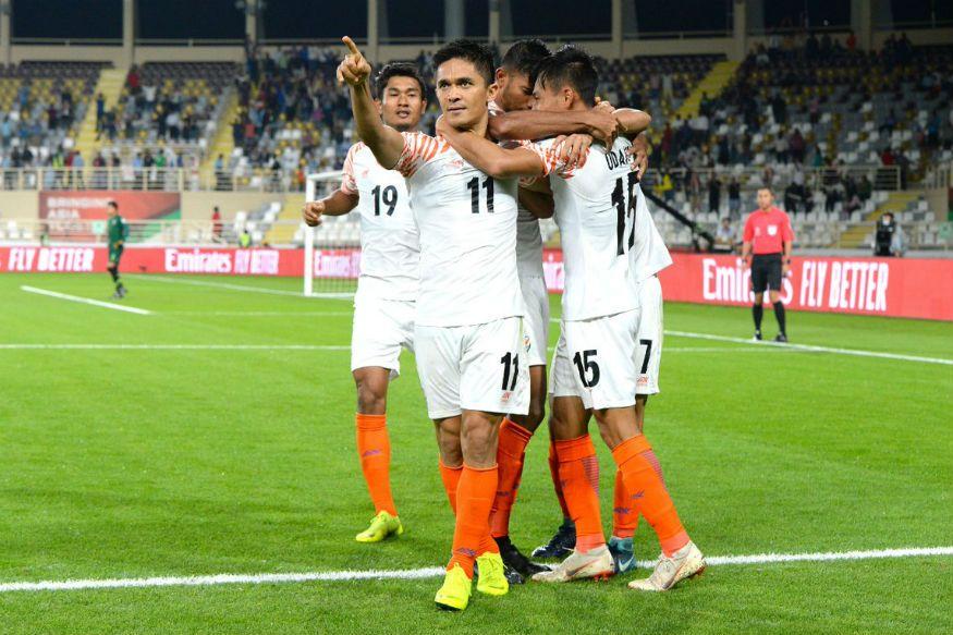 सनल छतर न मसस क पछड गल क ममल म अब सरफ य खलड रह गय ह आग Afc Asian Cup Football Tournament Sunil Chhetri