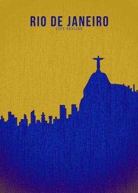 RIO DE JANEIRO | Displate thumbnail