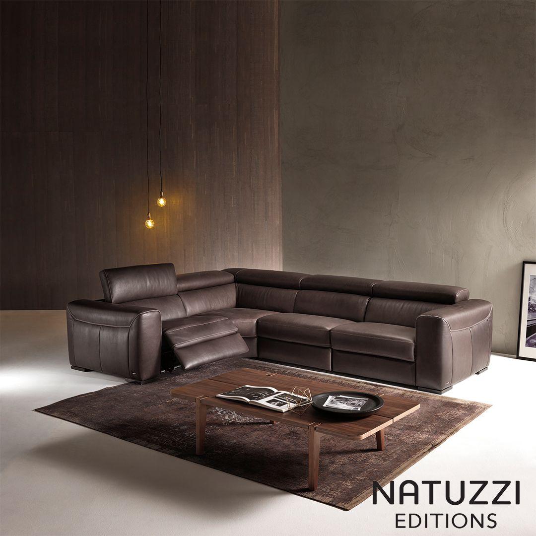 Italiaanse Bankstellen Natuzzi.Italiaans Design Al Jaren Kun Je De Mooie Italiaanse