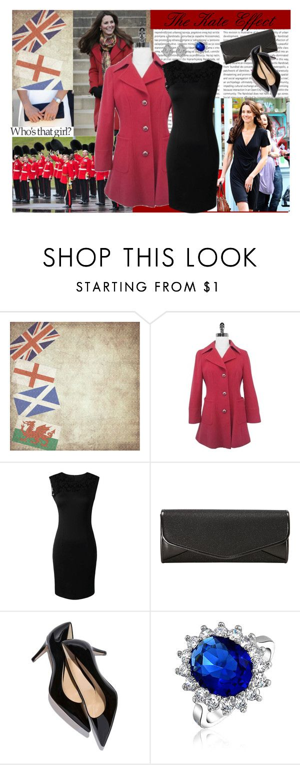 """""""Kate Effect"""" by stephaniefb ❤ liked on Polyvore featuring Oris, Topshop, Giorgio Armani, Etro, J. Furmani, M. Gemi and Bling Jewelry"""