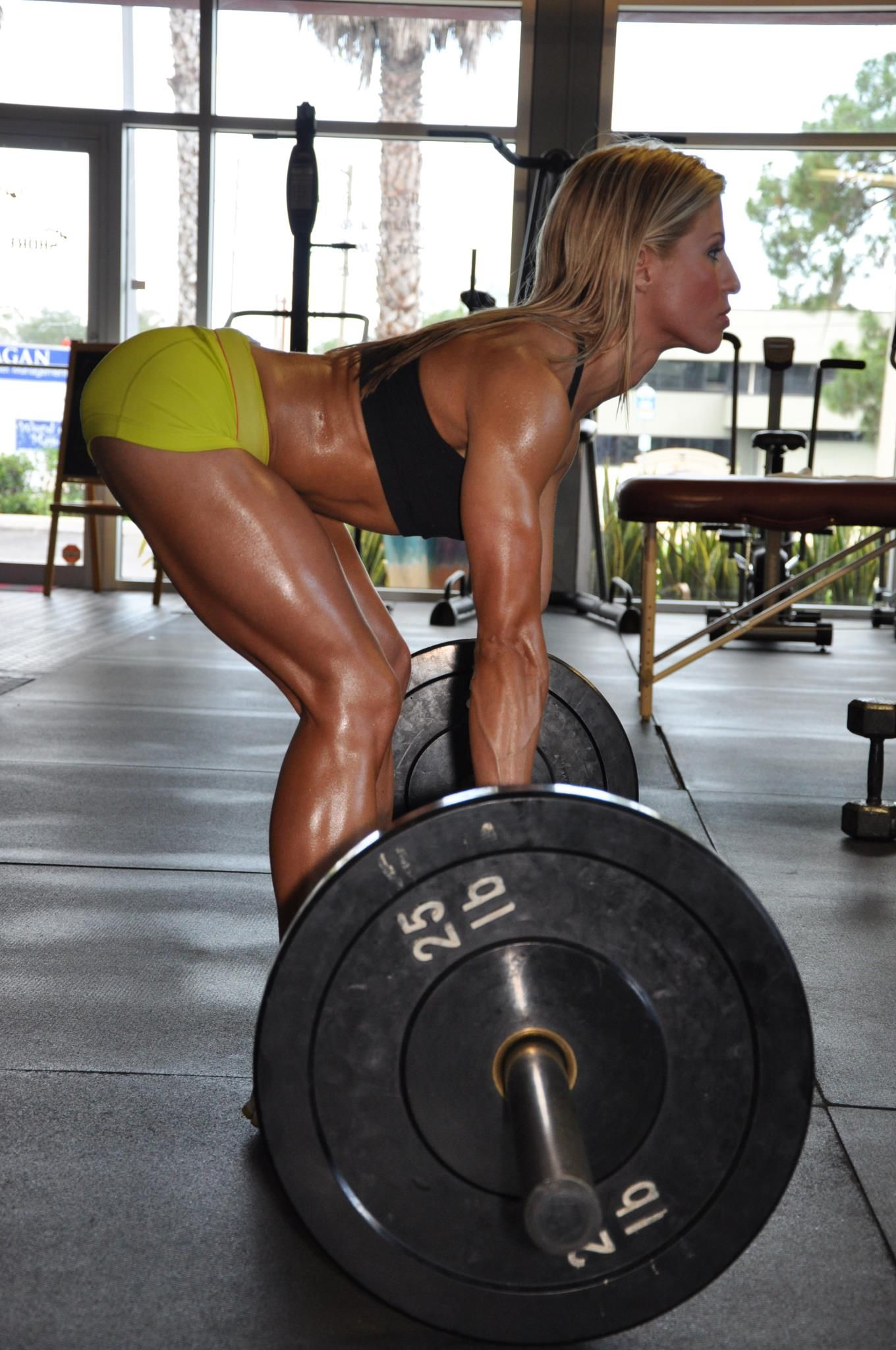 The fitness woman please subscribe to my youtube channel md romanian deadlifts and why they are perfect for developing strength and muscle mass in the posterior chain bodiescheck out our stunning fitness model falaconquin