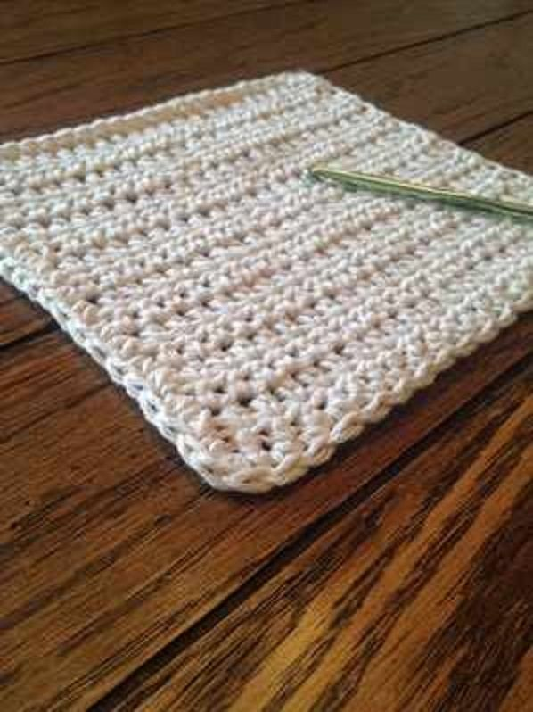 Free Pattern] These Dishcloths Are Hands Down, The Best Dish Cloths ...