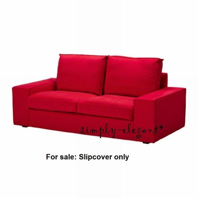 Ikea Slipcover For Ikea Kivik Loveseat 2 Seat Sofa Cover