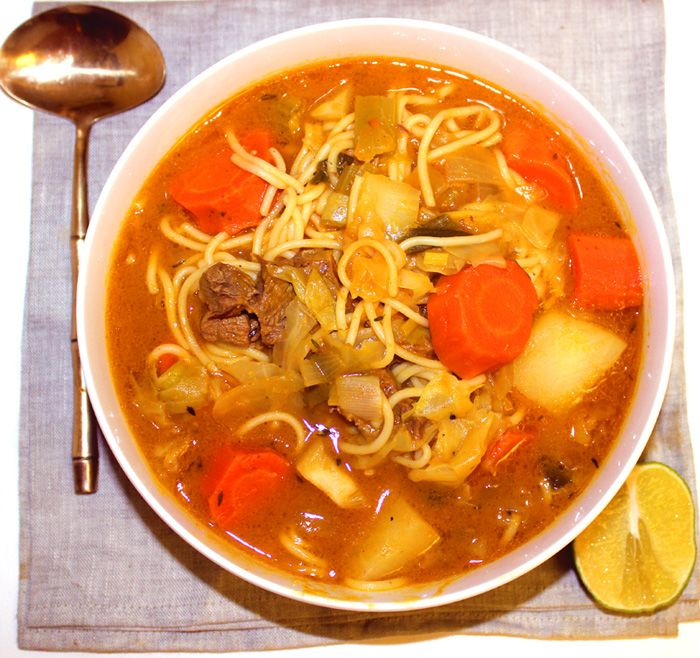 Haitian Soup Joumou (Pumpkin Soup) Haitian Households