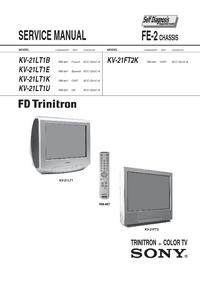 sony kv 21ft2k service manual free service manuals rh pinterest com Sony Xperia Sony Car Stereo User Manual