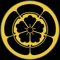The Noble Veil Oda Nobunaga Tengkuputeh Samurai Japanese Symbol Oda