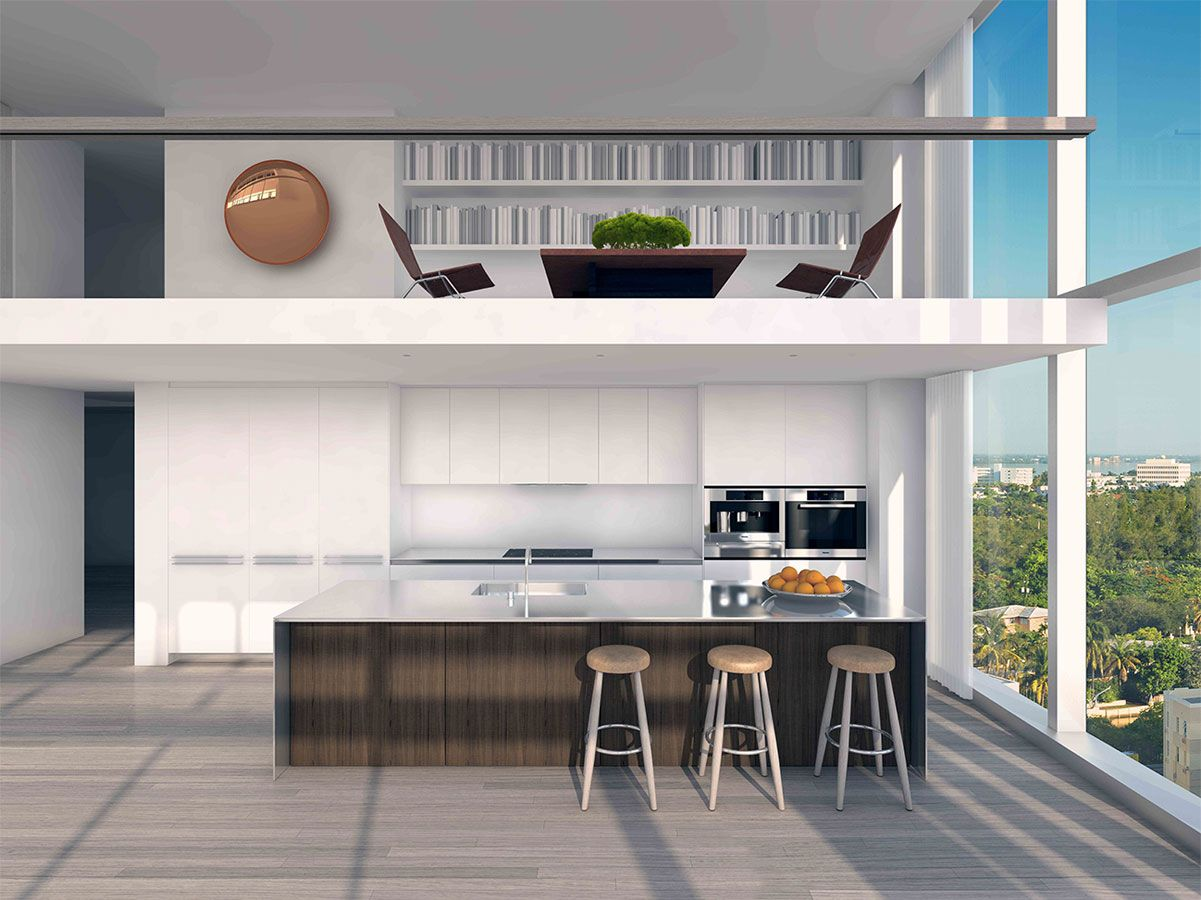 The Residences At The Miami Beach Edition By Ian Schrager And