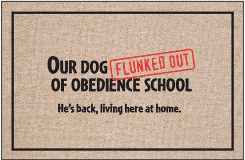Dog Welcome Mats | Funny Pet Entry Mats | Dog Doormats | Home Door Mat |  Home Decor | Pinterest | Entry Mats, Funny Pets And Door Mats