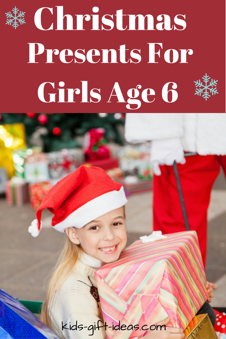 Gifts Girls 6 Years Old Will Love For Birthdays